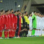 بدرقه تیم ملی ایران با پیروزی بر ازبکستان