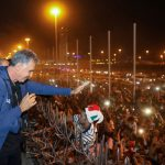 استقبال از تیم ملی فوتبال ایران در فرودگاه امام (ره)