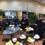 مدیرعامل برج میلاد تهران با اعضای هیات علمی گروه ارتباطات دانشگاه علامه طباطبایی دیدار و گفتگو کرد.