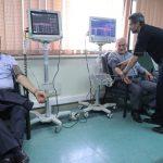 اجراي بسيج ملي كنترل فشار خون با ۵۰ ايستگاه در بيمارستان ميلاد
