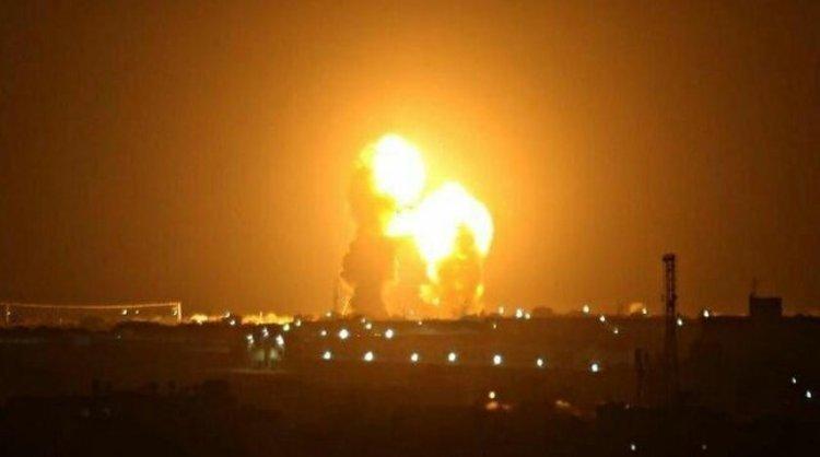 شب موشک ها با شعار «انتقام سخت»