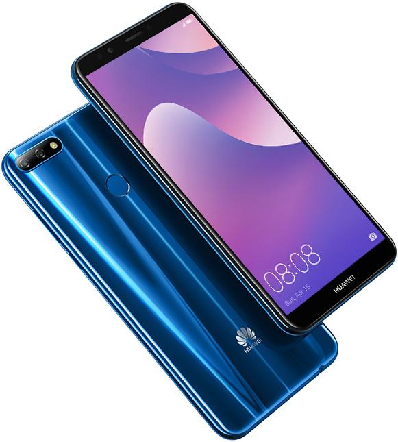 در گوشی هوشمند اقتصادی Huawei Y7 Prime 2018