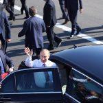 پوتین وارد تهران شد