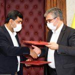 امضای تفاهم نامه همکاری گروه سایپا و بانک پارسیان